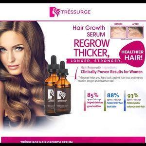 Tressurge Hair Growth,Follicle Boosting Serum.